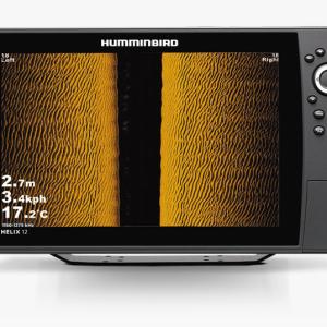 HELIX 12 CHIRP MEGA SI GPS G2N with Navionics+