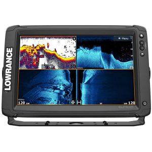 Lowrance Elite-12 Ti² 12in Sounder/GPS Combo - Brisbane Marine