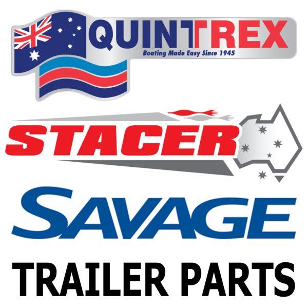 Quintrex / Stacer / Savage / Telwater Trailer Parts