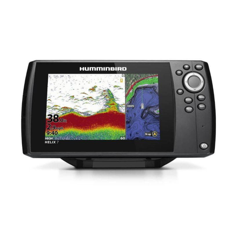 Humminbird Helix 7 Chirp Mega SI GPS G3 with Navionics