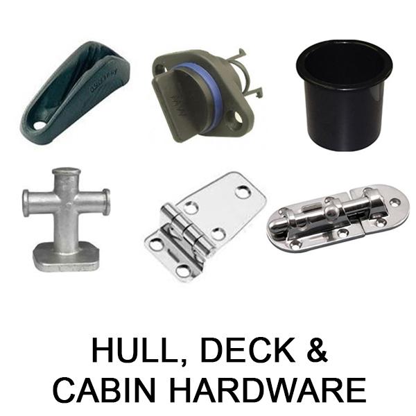Hull, Deck & Cabin Hardware