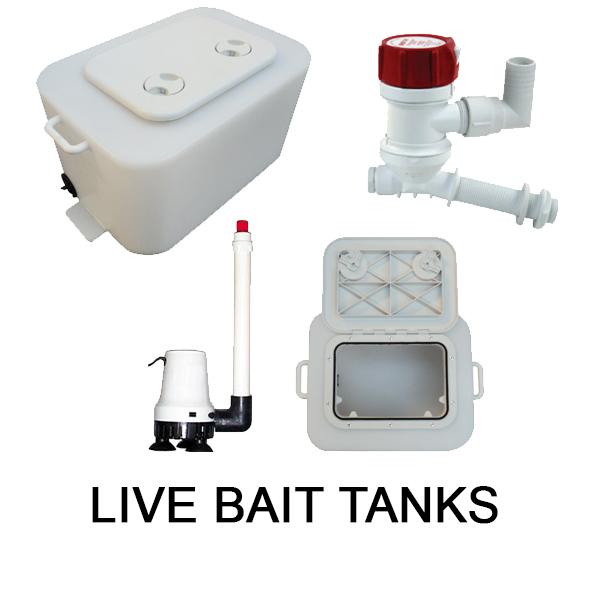 Live Bait Tank