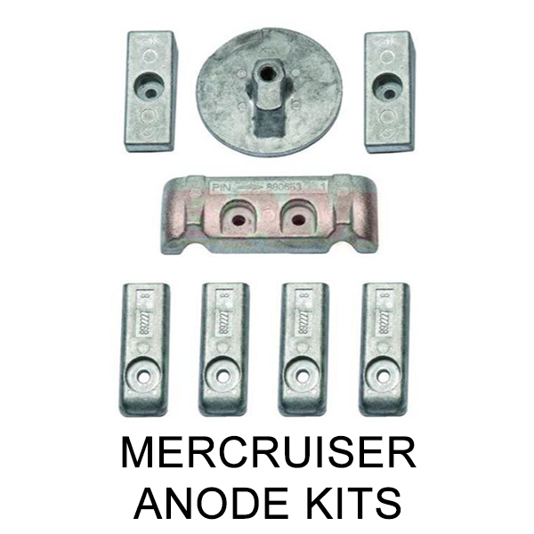 MerCruiser Anode Kits