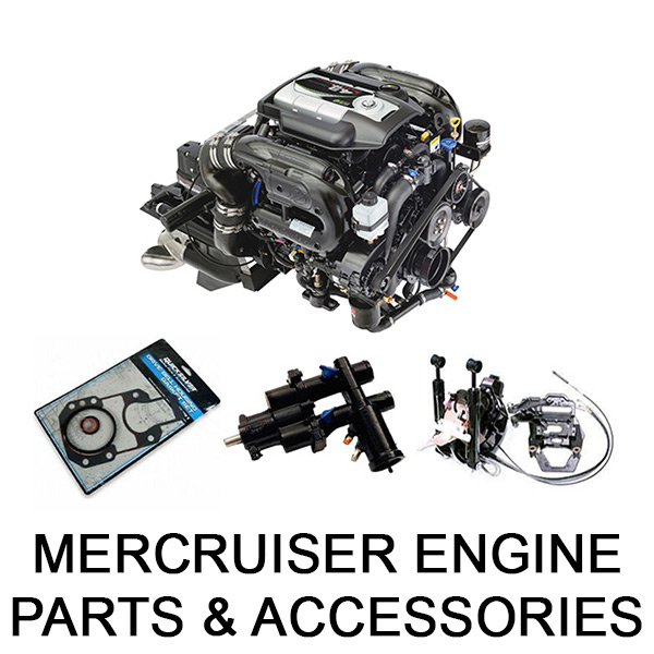 MerCruiser Engine Parts & Accessories