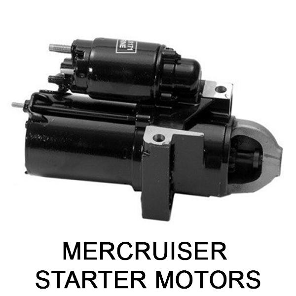 MerCruiser Starter Motors