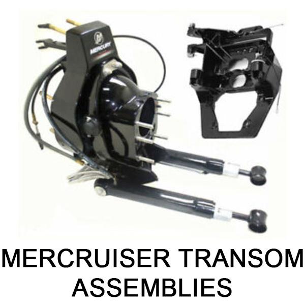 MerCruiser Transom Assemblies