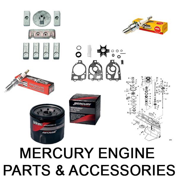Mercury Engine Parts & Accessories