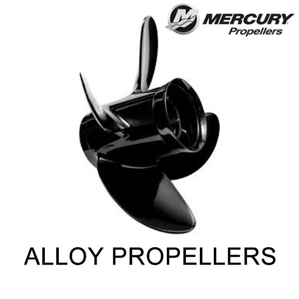 Mercury Alloy Propellers