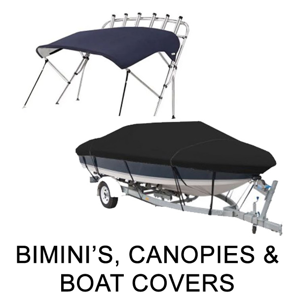 Bimini's, Canopies & Boat Covers