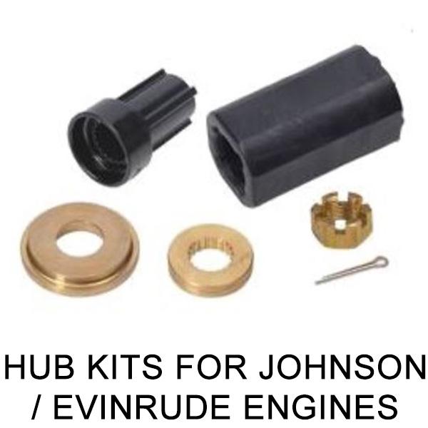 Hub Kits for Johnson / Evinrude Engines