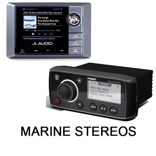 Marine Stereo's