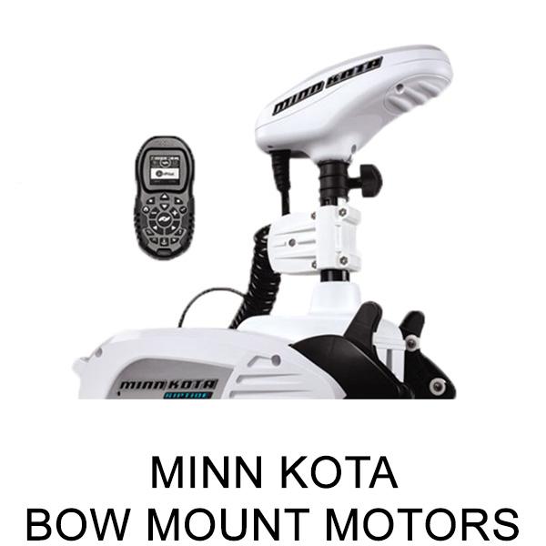 Minn Kota Bow Mount Motors