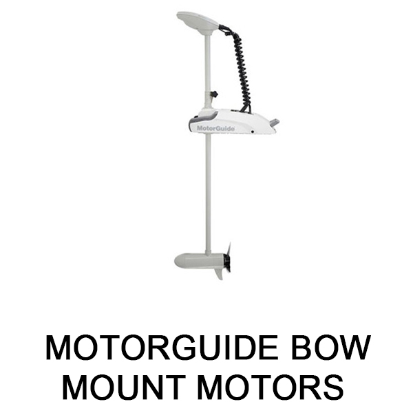 Motorguide Bow Mount Motors