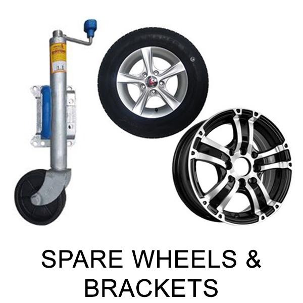 Spare Wheels & Brackets