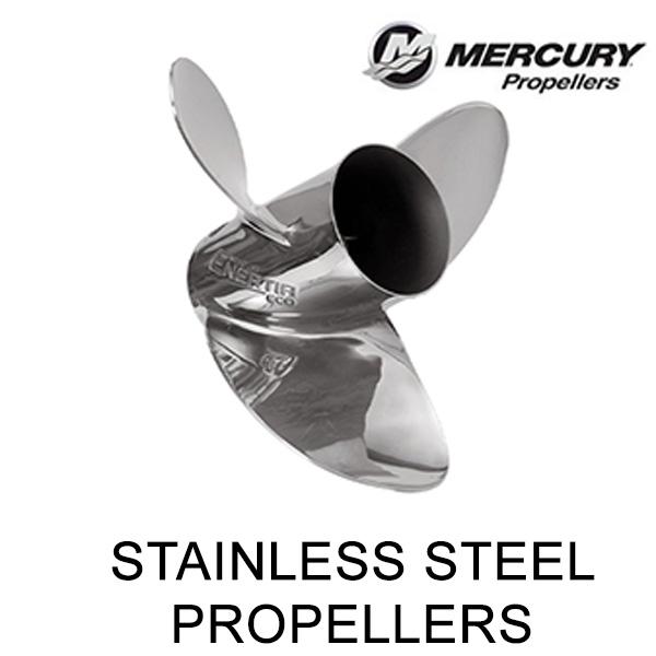 Mercury Stainless Steel Propellers