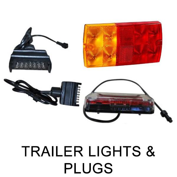 Trailer Lights & Plugs