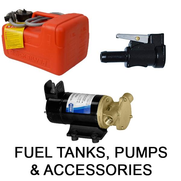 Fuel Tanks, Pumps & Accessories