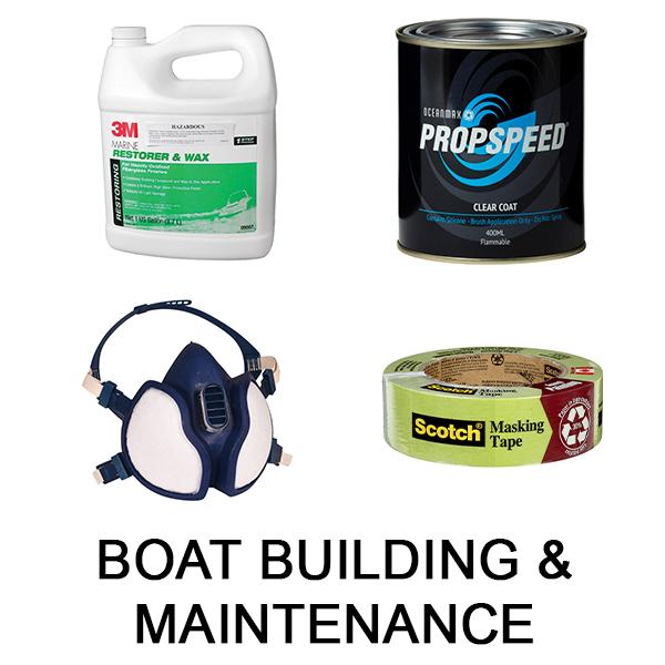 Boat Building & Maintenance