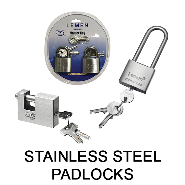 Stainless Steel Padlocks