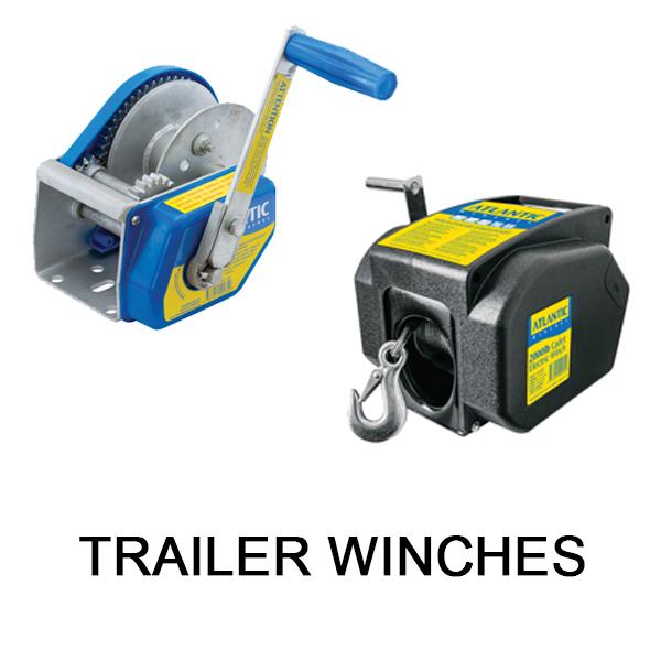 Trailer Winches