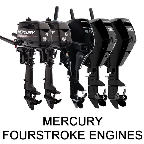 Mercury FourStroke Engines