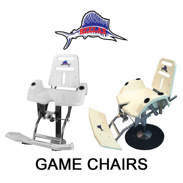 REELAX Game Chairs