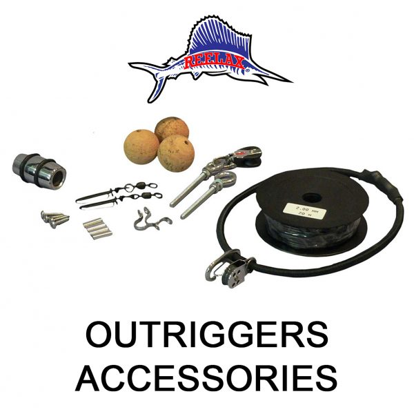 REELAX Outrigger Accessories