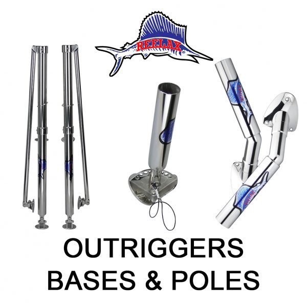 REELAX Outriggers Bases & Poles