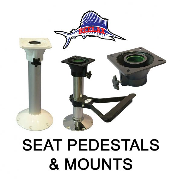 REELAX Seat Pedestals & Mounts