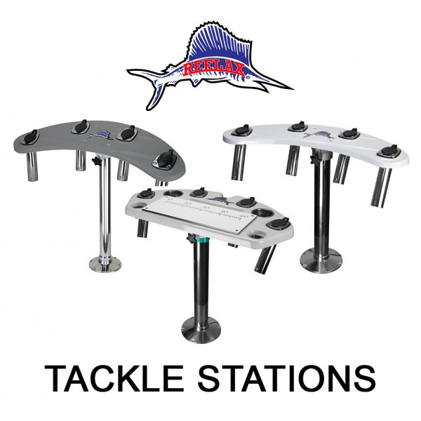 REELAX Tackle Stations